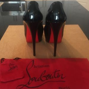 Christian Louboutin red bottom heels